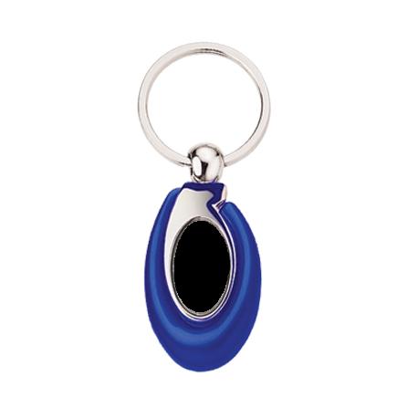Porte clés bleu