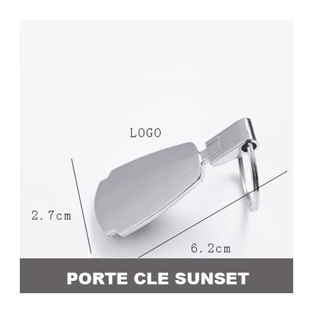 PORTE CLE SUNSET
