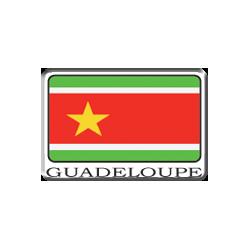 Sticker Guadeloupe