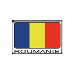 Sticker Roumanie