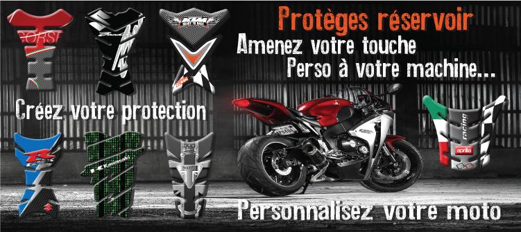 PROTECTION DE RESERVOIR